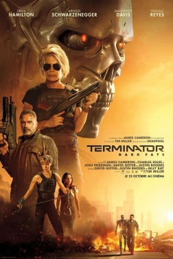 Terminator: Dark Fate 2019 streaming film