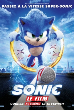 Sonic le film 2020 streaming film