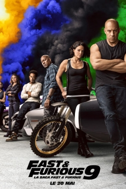 Fast & Furious 9 2021 streaming film